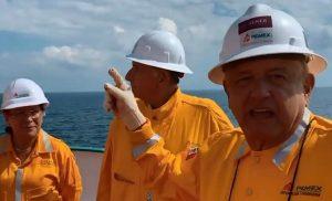 Pemex comprará siete plataformas petroleras: AMLO