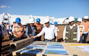 Remodelación del estadio «General Salvador Alvarado» avanza a buen ritmo y abrirá sus puertas en enero próximo