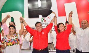 Unidad, principal garantía del PRI en Campeche: Ricardo Medina Farfán