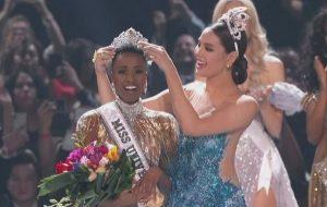 Sudáfrica gana Miss Universo 2019; México se queda en el tercer sitio