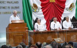 Justicia sin consigna, garantiza el titular del Poder Judicial en Tabasco, Enrique Priego Oropeza
