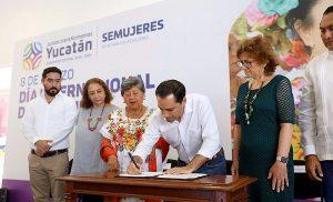 Yucatán cuenta con nueva herramienta tecnológica para contribuir en el combate a la violencia contra la mujer