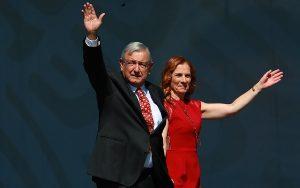 El cambio de México está a la vista: AMLO