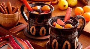 El ponche de frutas, bebida tradicional que anima el cuerpo y el espíritu