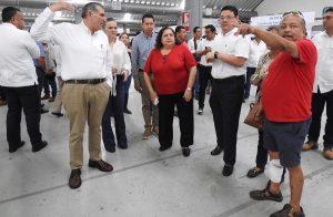 Supervisa el Gobernador Adán Augusto inicio de Canje de Placas 2020
