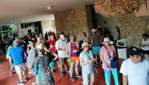 Chichén Itzá marca récord de afluencia, recibe un solo día casi 19,000 visitantes en estas vacaciones