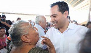 El Gobernador Mauricio Vila Dosal inicia el año con intensa gira de trabajo por el sur de Yucatán