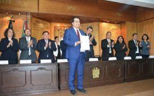 Eligen a Guillermo Narváez Osorio como rector de la UJAT periodo 2020-2024