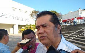 El rector Guillermo Narváez Osorio anuncia algunos de su gabinete en la UJAT