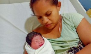 Nacen tres niñas en las primeras horas del año en Yucatán