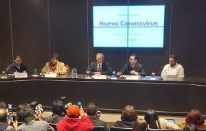 No hay razón para entrar en pánico por coronavirus: Secretaría de Salud