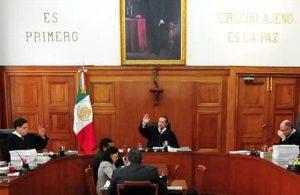 SCJN declara inconstitucional norma sobre delitos patrimoniales