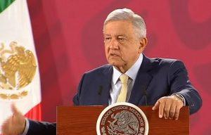 Confirma AMLO posible caso de coronavirus en Tamaulipas