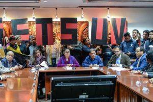 Se conjura huelga en la Universidad Veracruzana tras acuerdo con el SETSUV