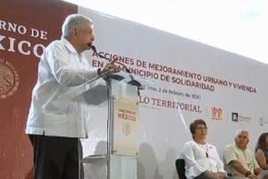 Los únicos molestos son los que saqueaban a México: AMLO