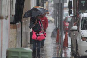 Pronostican un viernes lluvioso en Veracruz