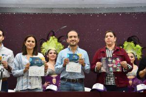 A días del inicio del Carnaval de Veracruz, continúa su promoción en el estado