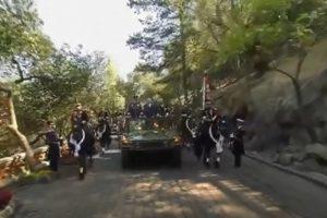 Refrendan Fuerzas Armadas lealtad y respaldo a proyecto de AMLO