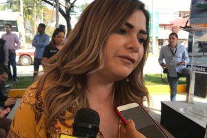 Juicio político que buscan contra diputado y alcalde del PAN, demuestra más represión: Diputada
