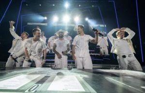 Backstreet Boys emprenden viaje a México para arrancar gira