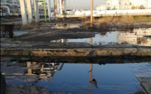 Pemex controla fuga de hidrocarburo terminal de Pajaritos en Coatzacoalcos, Veracruz