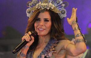 Cambian de sede concierto de Gloria Trevi en Carnaval de Veracruz