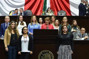Diputada del PAN pide que no congelen iniciativa para combatir el feminicidio