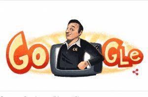 Google homenajea a Chespirito por el 91 aniversario de su nacimiento