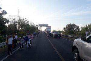 Descartan retiro de la caseta del Coatzacoalcos I, Veracruz