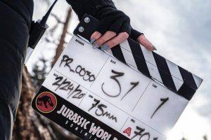 "Comienza el rodaje de ""Jurassic World Dominion"""