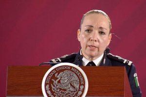 Revelan destitución de veracruzana como comisaria de Guardia Nacional