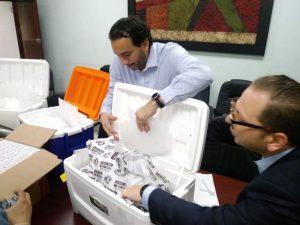 Arriba a Yucatán medicamento para pacientes con tratamientos oncológicos