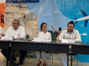 Yucatán incrementa su conectividad aérea