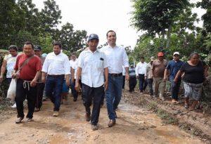 El Gobernador Mauricio Vila Dosal otorga fuerte impulso al campo yucateco