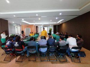 Brigadistas de Yucatán se capacitan para hacer frente a temporada de incendios