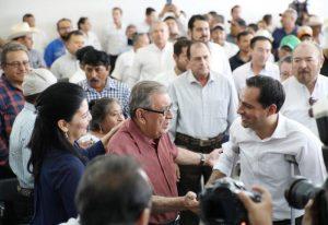 Vamos a escribir un camino más próspero para la ganadería en Yucatán: Gobernador Mauricio Vila Dosal