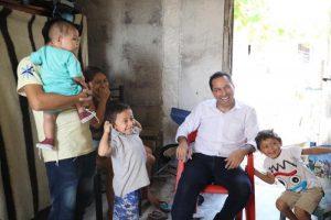Familias de pescadores respaldadas por el Gobernador Mauricio Vila Dosal