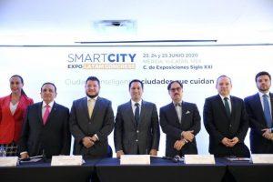 Yucatán albergará el Smart City Expo LATAM Congress, «Ciudades inteligentes, Ciudades que cuidan»