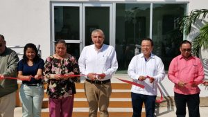 Inaugura gobernador de Tabasco edificio de la Defensoría Pública del Estado en Cunduacán