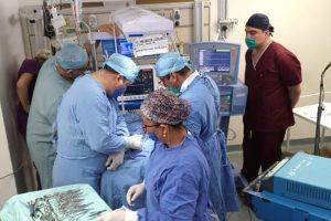 Salvan a recién nacido con problemas en el corazón en Hospital Rovirosa