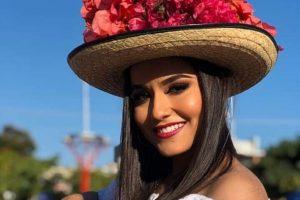 María Abreu será la embajadora de Tenosique en la Feria Tabasco 2020
