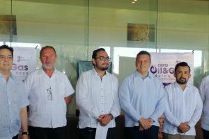 Anuncian segunda edición de la 'Expo Oil and Gas México' en Tabasco