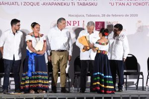 Indigenas de Nacajuca piden a AMLO el resarcimiento de daños causados por la industria petrolera