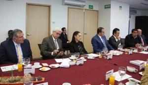 Refuerzan Adán Augusto y Alfonso Durazo   coordinación en materia de seguridad