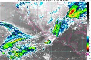 Persistirán las fuertes rachas de viento en el norte y el centro de México