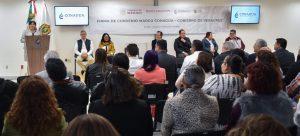 En cumplimiento al compromiso presidencial de descentralización, Conagua trasladó las oficinas de su cuerpo directivo a Xalapa