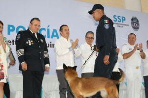 Para garantizar la seguridad de la gente, Quintana Roo avanza con un nuevo modelo policial: Carlos Joaquín