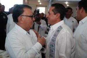 Coadyuva la Federación con Quintana Roo en el combate contra la inseguridad