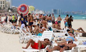 Esperan arribo de 20 mil «Springbreakers» este año en Cancún