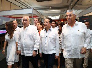La industria inmobiliaria es fundamental para consolidar el desarrollo económico: Carlos Joaquín